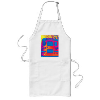 Bus Back Altered Long Apron