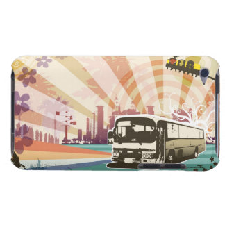 Bus Barely There iPod Case
