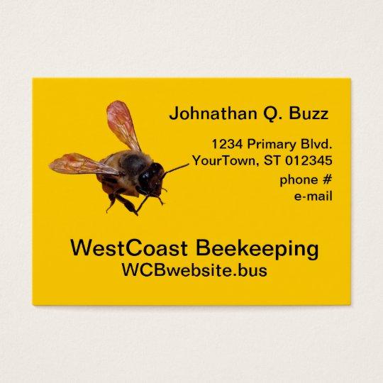Bus. card - Beekeeping
