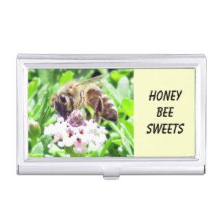 Bus. Card Holder - Honey Bee
