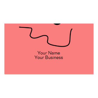 both sides business cards templates zazzle. Black Bedroom Furniture Sets. Home Design Ideas