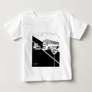 Bus Cartoon 3251 Baby T-Shirt