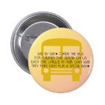 Bus Driver - Day By Day Poem Button