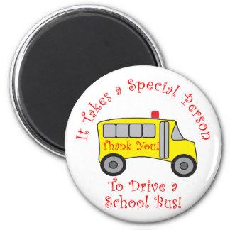Bus Driver Fridge Magnets