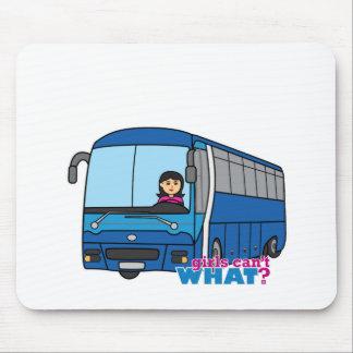 Bus Driver Medium Mousepads