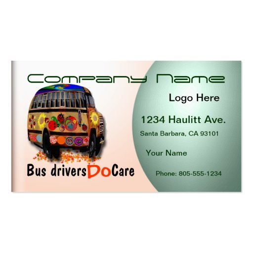 1 000 bus business cards and bus business card templates zazzle. Black Bedroom Furniture Sets. Home Design Ideas