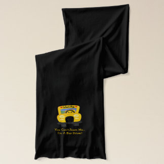 Bus Driver Scare (customizable) Scarf