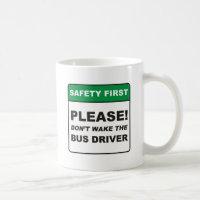 Bus Driver / Wake Mugs