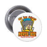 Bus Drivers 2 Inch Round Button