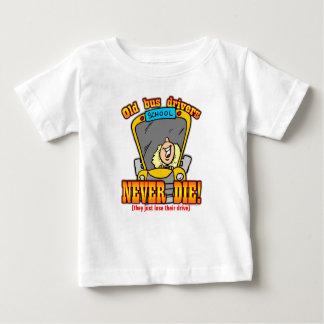 Bus Drivers Baby T-Shirt