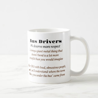 Bus Drivers Coffee Mug