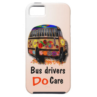 Bus Drivers Do Care iPhone 5 Covers