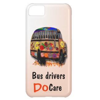 Bus Drivers Do Care iPhone 5C Covers