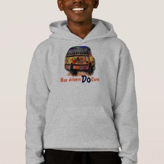 Bus Drivers Do Care Hoodie