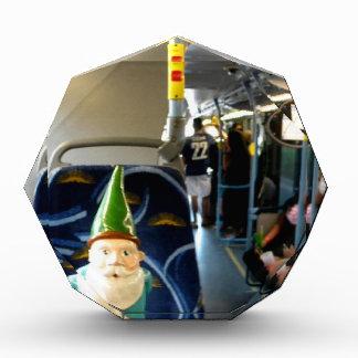 Bus Gnome Acrylic Award