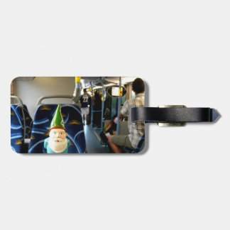Bus Gnome Tag For Luggage