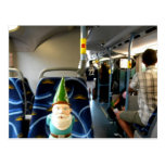 Bus Gnome Post Cards