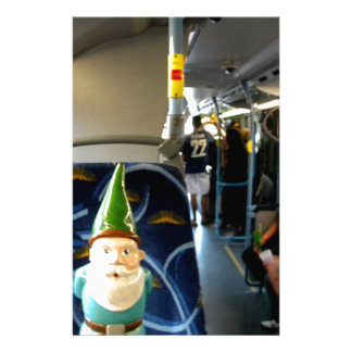 Bus Gnome Stationery