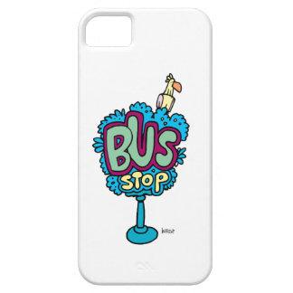 Bus Stop Bird iPhone 5/5S Cases