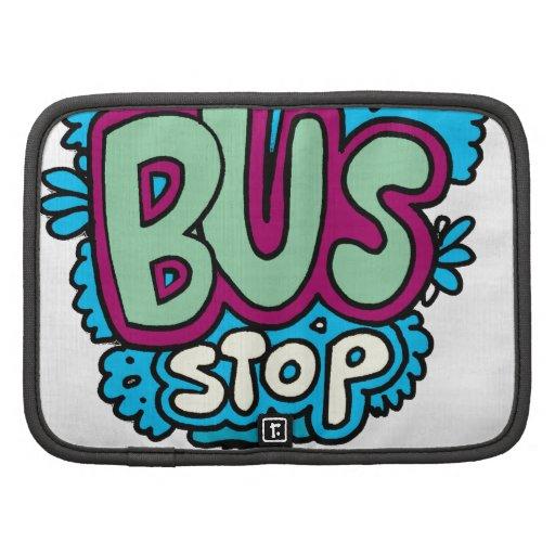 Bus Stop Bird Planner