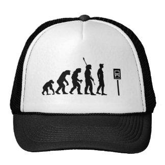 Bus Stop Evolution Trucker Hat