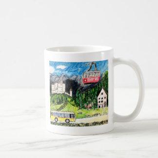 Bus Tour Classic White Coffee Mug