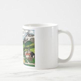 Bus Travel Coffee Mug
