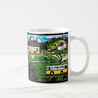 Bus Trip Classic White Coffee Mug