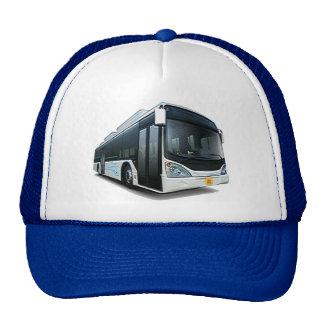 Bus trucker hat