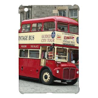 Bus turístico de Edimburgo del vintage, Escocia,