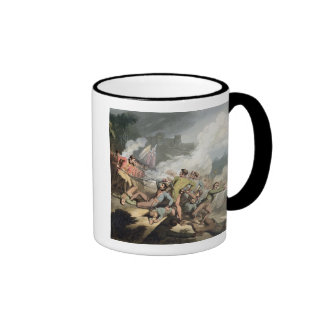 Busaco, 27th September 1810, from 'The Victories o Ringer Coffee Mug