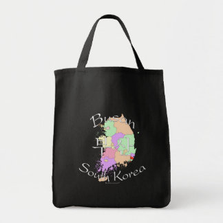 Busan South Korea Tote Bag