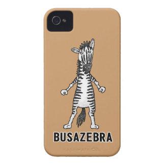 BUSAZEBRA iPhone 4 CASE