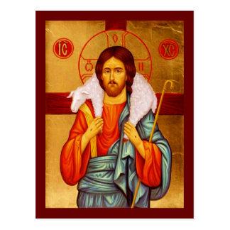 Buscador de Jesús de ovejas perdidas Postales