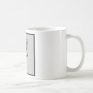 Buscador de la emoción taza de café