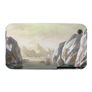 Buscando el paso del noroeste - el Voyag británico Case-Mate iPhone 3 Protectores