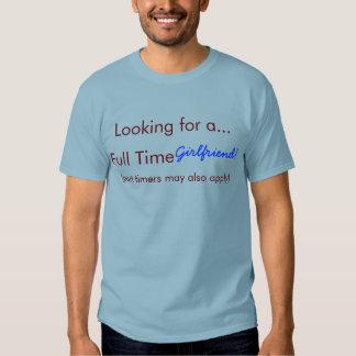 Buscar a una novia a tiempo completo remeras
