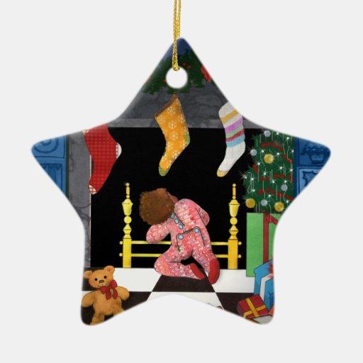 Buscar el ornamento de Santa Ornamente De Reyes
