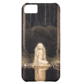 Buscar su cuento de hadas de la fantasía del vinta carcasa iPhone 5C