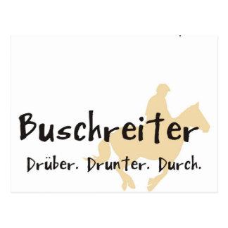 Buschreiter Postcard
