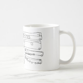 Buses Coffee Mug