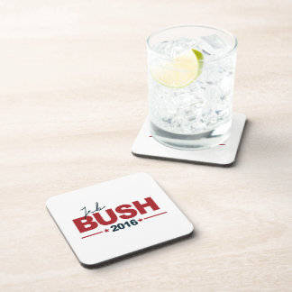 BUSH 2016 CAMPAIGN SIGN - png Coasters