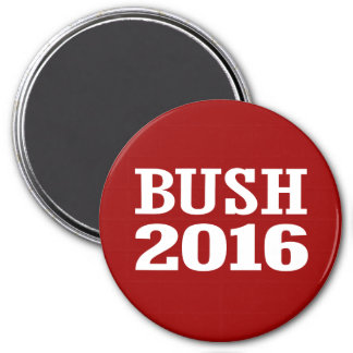 BUSH 2016 FRIDGE MAGNET
