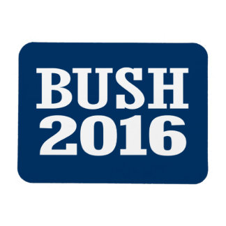 BUSH 2016 MAGNET
