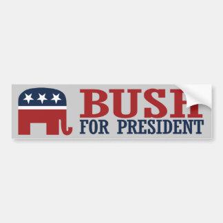 BUSH 2016 REPUBLICAN BUMPER -.png Bumper Sticker