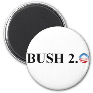 BUSH 2.0 2 INCH ROUND MAGNET