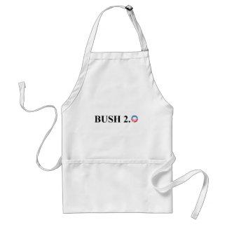 BUSH 2,0 DELANTAL