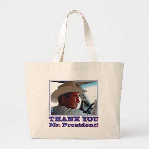 Bush-Agradecer-usted Bolsa De Mano