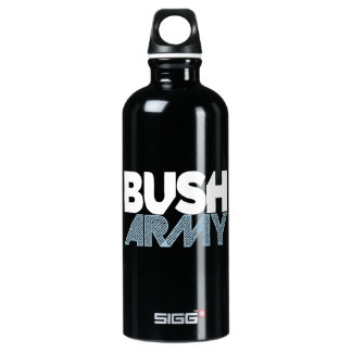 Bush Army Aluminum Water Bottle