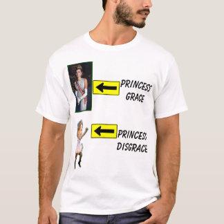 bush, arrow, arrow, princess_grace2, Pri... T-Shirt